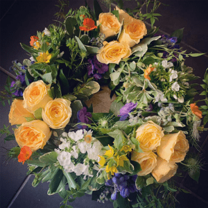 Flowers by Catherine: Bespoke floral design, workshops, Frenchic® Paint stockist
